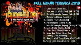 Om adella full album | terbaru terpopuler (adella music official)