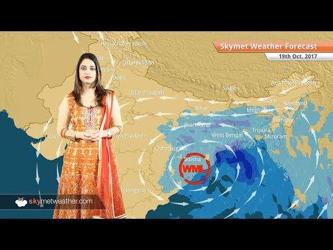 Weather Forecast for Oct 19: Rain in Kolkata, Bengaluru, Chennai, Kolkata, Bengaluru, Chennai