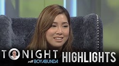 """TWBA: Moira shares the story behind her song, """"Tagpuan"""""""