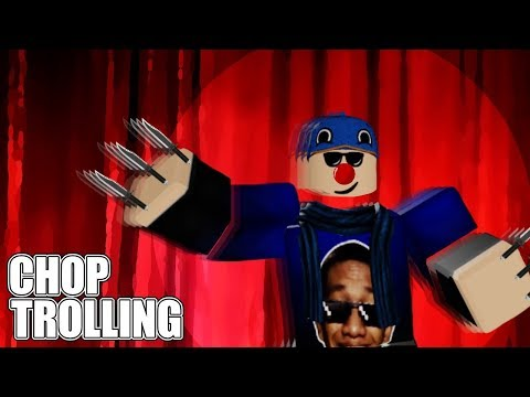 Blox Piece - Chop Trolling