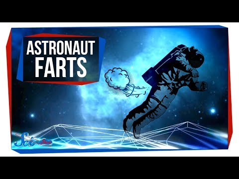 That Time Apollo 16 Astronauts Got the Farts
