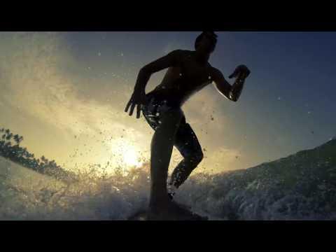 Surfing Sri Lanka - Weligama bay Part 1