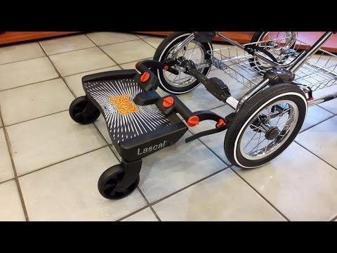 Platforma, dostawka do wózka dla dziecka Lascal Buggy Board - URWIS.COM.PL