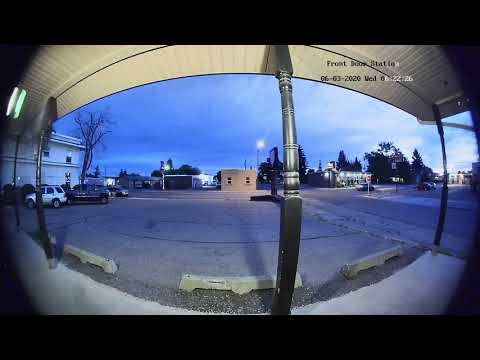 Camera Captures Apparent Drive-by Shooting In Idaho Falls