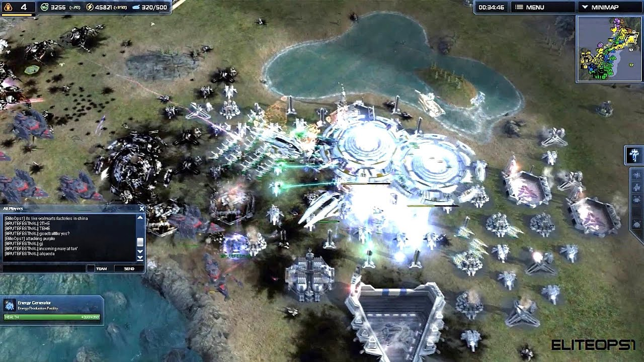 supreme commander 2 matchmaking