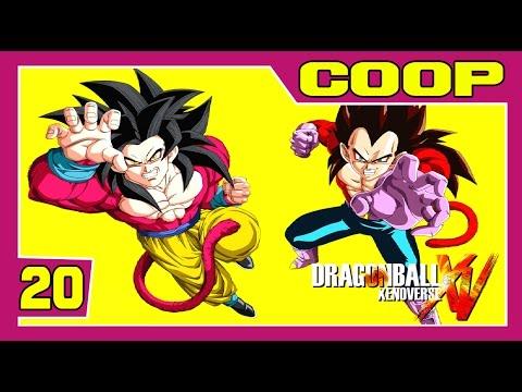 Dragon Ball Xenoverse - Missões Paralelas [COOP] - #20 - DLC PACK 2