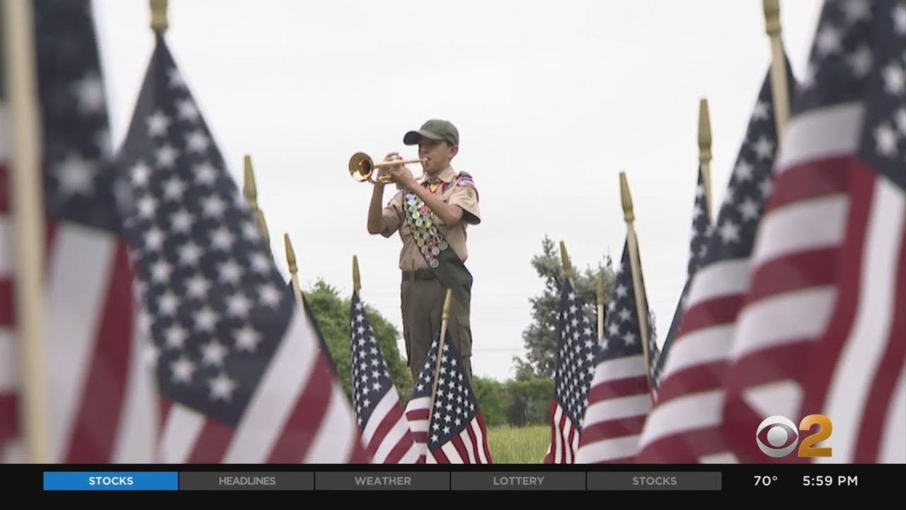 Memorial Day Takes On Added Meaning At Paramus Veterans ...