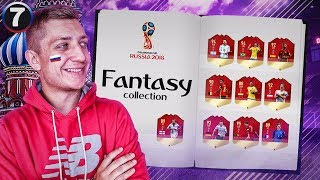 FANTASY COLLECTION | WORLD CUP 2018!! #7