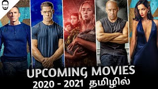 Top 10 Upcoming Hollywood Movies in Tamil Dubbed | Best Hollywood movies in Tamil | Playtamildub