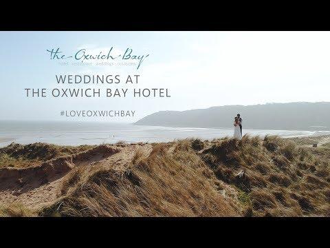 Weddings at Oxwich Bay Hotel