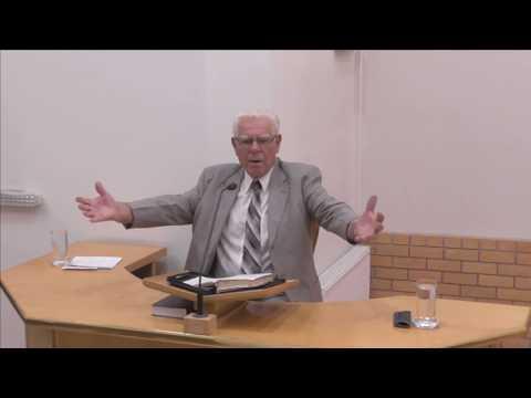 Σειρά Μαθημάτων - Αποκάλυψις Ιωάννη 08:10-12 & 09:01-06