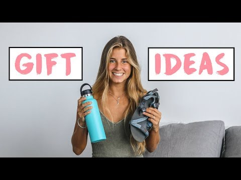 6 HOLIDAY GIFT IDEAS » vegan, eco-friendly, + practical 🎁