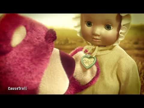 El pasado de Lotso audio latino (HD) ToyStory3