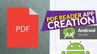 Write a PDF Reader Application in Android Studio