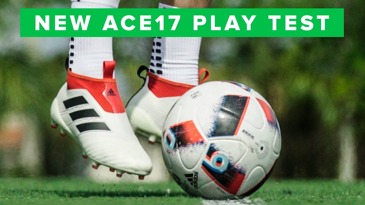 reputable site 7f218 360a7 EPIC PLAY TEST IN MIAMI  adidas ACE 17+ Purecontrol Champagne Pack Play  Test