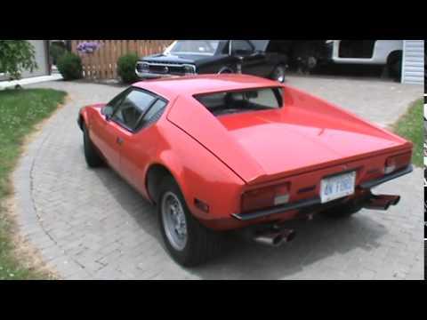 Ford Pantera 2015 001 Youtube