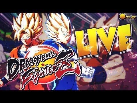 LIVE DU SOIR DU DRAGON BALL FIGHTER Z