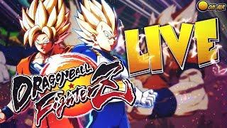 LIVE DU SOIR DU DRAGON BALL FIGHTER Z thumbnail