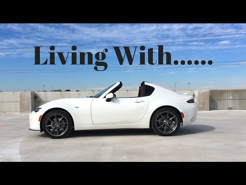 Living 1 Week With The 2019 MX-5 Miata RF!