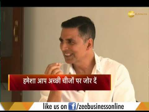 Highlights from PM Modi's Non Political Interview with Akshay Kumar