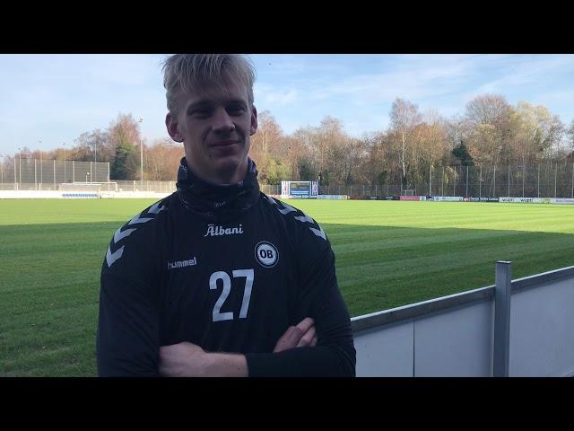 Interview med Oliver Christensen