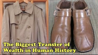 Scavenger Life Episode 305: The Biggest Transfer of Wealth in Human History