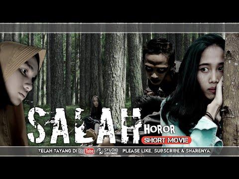 4K | SALAH (HOROR) - Film Pendek (Short Movie) SUMPAH SEREM BANGET!!!