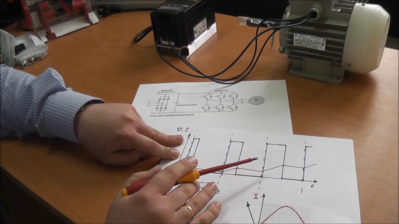 Преобразователь частоты для асинхронного электродвигателя. Что это такое, как он устроен.