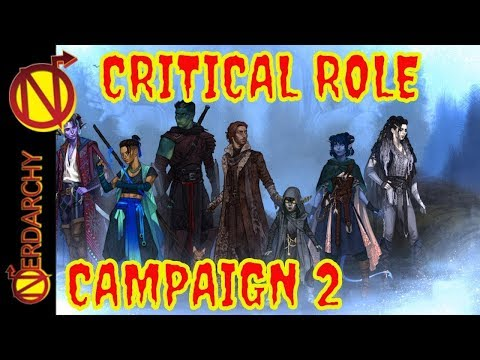 (Spoilers) Critical Role Campaign 2 Session 9 Review and Recap (Spoilers)