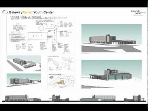 Virtual tour of Gateway Rehab's Youth Services Center with narration