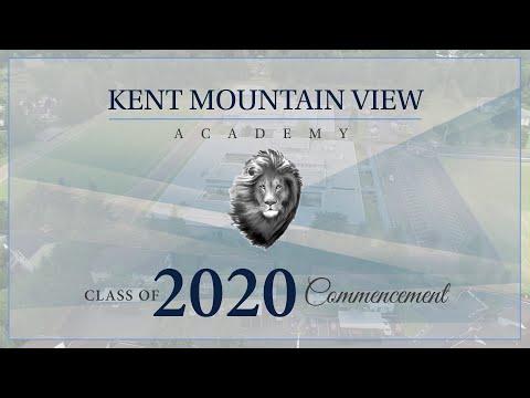 Kent Mountain View Academy 2020 Virtual Graduation