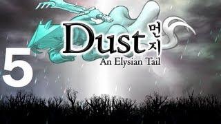 Dust: An Elysian Tail(5): The Blacksmith