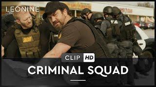 "CRIMINAL SQUAD   Clip ""Banküberfall""   HD   Offiziell   Kinostart: 1. Februar 2018"