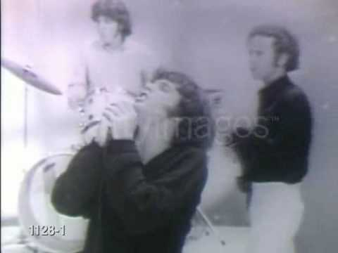 The Doors - Light My Fire (Live American Bandstand) 1967.avi