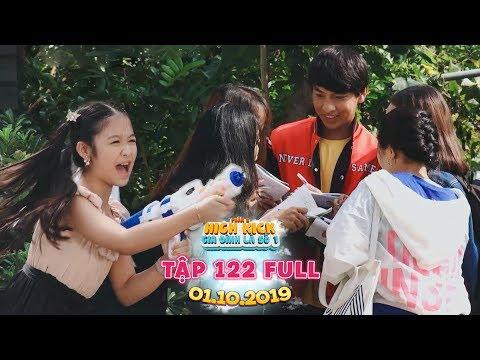 Gia đình là số 1 Phần 2   tập 122 full: Hôn phu liên tục được gái săn đón, Lam Chi liệu sẽ làm gì?