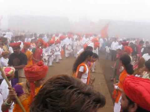 Shiv Rajyabhishek on Raigad Fort , 5th June 2009 by Devendra Kadu