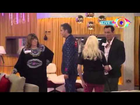 Celebrity Big Brother 2012 _ Julie Goodyear _ Cheryl Fergison