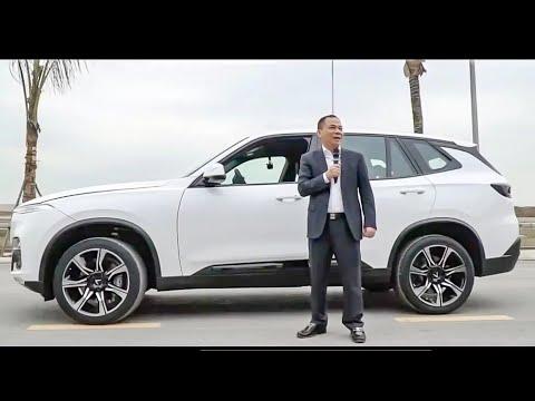 Chủ tịch trực tiếp lái chiếc Vinfast LUX SA 2.0 đầu tiên |XEHAY.VN|