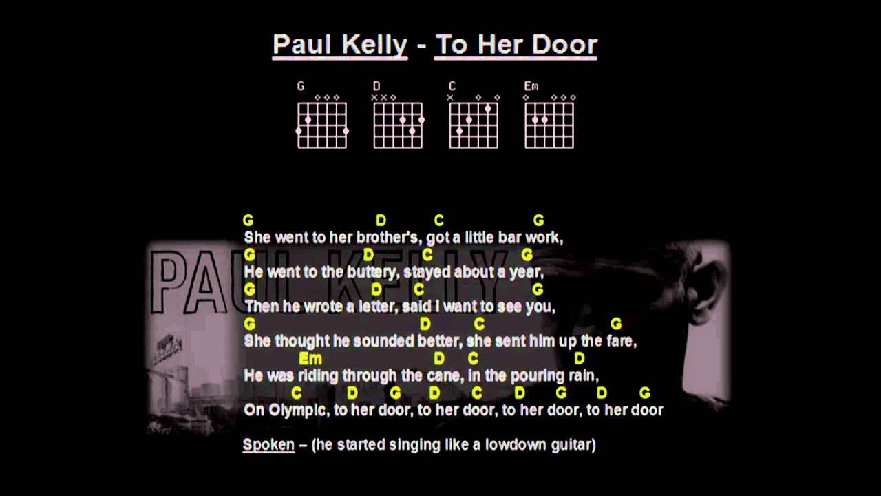 To Her Door (How To Play)  sc 1 st  YouTube & To Her Door (How To Play) - YouTube
