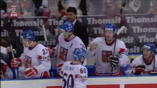MS v hokeji Česko - Rusko finále
