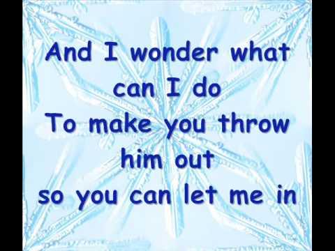 Melt the snow lyrics