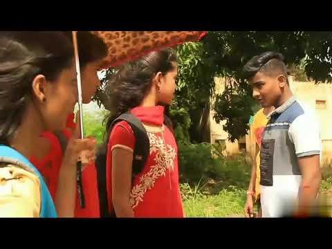Ruperi Valu Soneri Lata ||Valentine Special Marathi Lovestory Full Video
