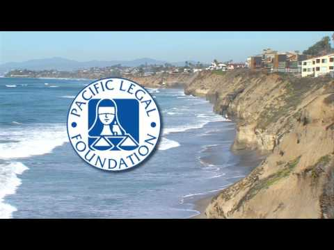 California Supreme Court Tackles Seawalls, Sea Level Rise