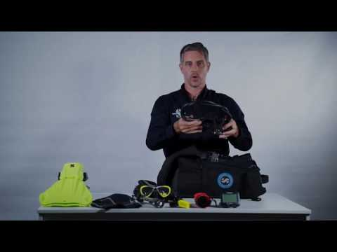 Hydros Pro Info | HYDROS PRO: Packing a complete dive set in a