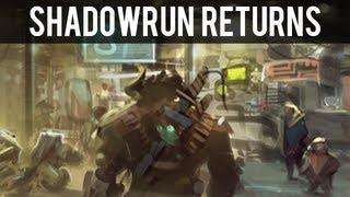 First Impressions - Shadowrun Returns - Gameplay [PC/MAC/STEAM]