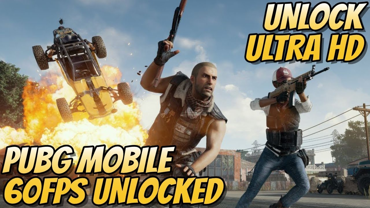 Pubg Ultra Hd Coming Soon: Edit PUBG Mobile Config File In BlueStacks & Mobile Unlock