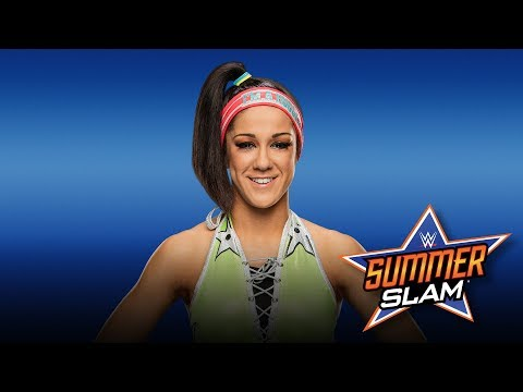 Update on Bayley's SummerSlam status due to shoulder injury