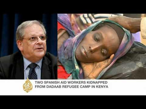 UN coordinator in Somalia speaks to AJE