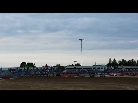 Merritt Speedway MTS Heat Race 6/9/2018