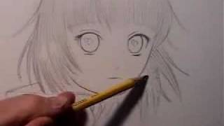 How to Draw an Anime_Manga Girl_ Shading.flv